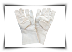 Cotton Safety Drill Gloves