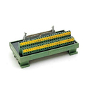Terminal PCB 50 Pin IDC-50 DIN With Connector