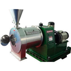 Hydraulic Pusher Centrifuge Machine