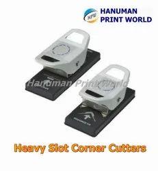Heavy Slot Corner Cutters