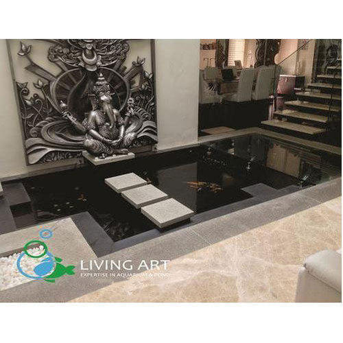 Indoor koi pond at rs 50 litre fish pond id 20391096688 for Indoor koi pool