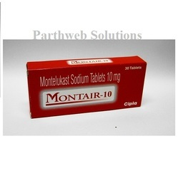 Montair 10mg tablets