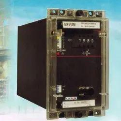 Alstom MFVUM 22 Digital Frequency Relay