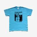 Sky Blue Basic T-Shirt