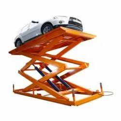 Scissor Type Car Lift