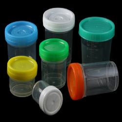 Stool Specimen Containers