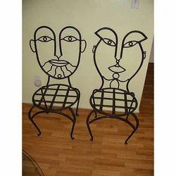 Metal Fancy Chair