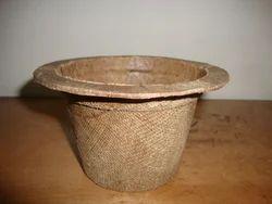 Flower Jute Pot