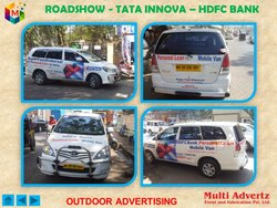 Innova Van Roadshow Services