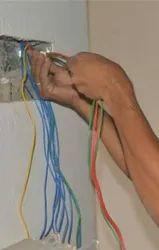 Residential Elaction conterctor work