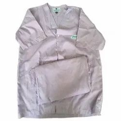 Polyester Patient Uniform