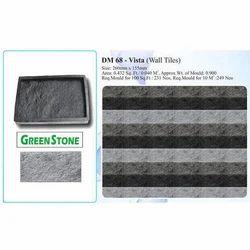 DM 68 Vista Wall Tiles Molds