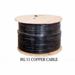 300 Meter COPPER MONICS RG-11 Coaxial Cable, For Catv