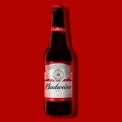 Budweiser Non Alcoholic Beer, Packaging Type: Can, Rs 1700