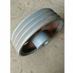 3 Groove Cast Iron Groove Pulley