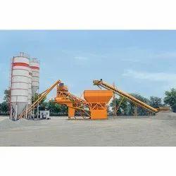 Parihaar 20cum/Hour Concrete Batching Plant, Model Name/Number: Adm 20
