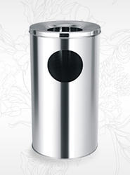 Stainless Steel Ash Can Dustbin