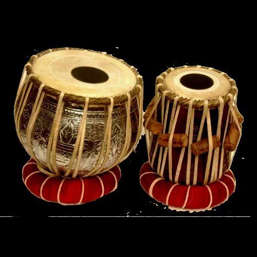 Lacquer Polish Copper Tabla Set at Rs 15000 /piece | Pune ... Tabla Instrument