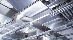 Pre Fabricated Ducting Service