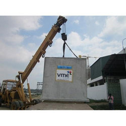 Cement Concrete Water Tank