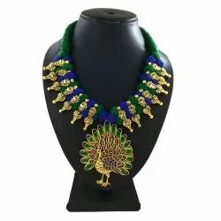 Kolhapuri Thread Necklace