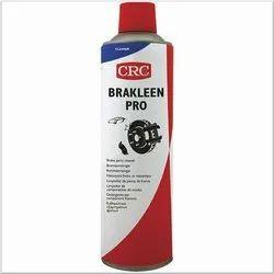 CRC BRAKLEEN PRO - Brake Parts Cleaner Spray 500mL, Packaging Type: Bottle