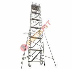 Wide Aluminum Scaffolding System