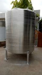 HEAVY THICKNESS SS WATER TANK