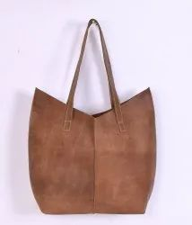 Leather Shoulder Bag