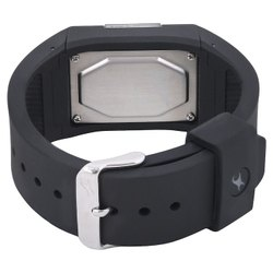 Fastrack women black digital watch