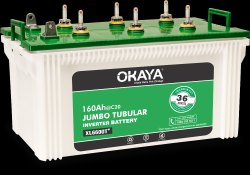 Okaya Inverter Batteries