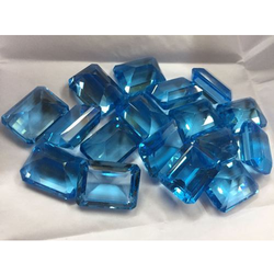 London Blue Topaz Semi Precious Stone