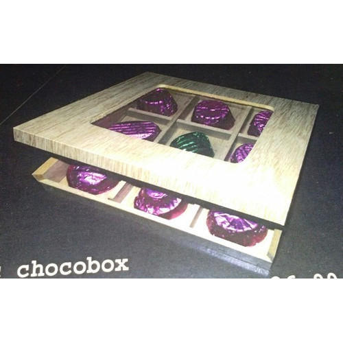 Chocolate Packaging Tray