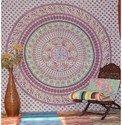 Mandala Tapestry Indian Wall Hanging