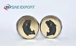 Ske Fish Design Jewelry Emboss Die