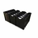 Black PP Corrugated Conductive Box