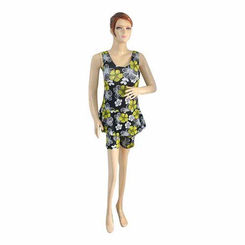 Floral Swim Costume At Rs 449 Piece Women Swim Wear महलओ