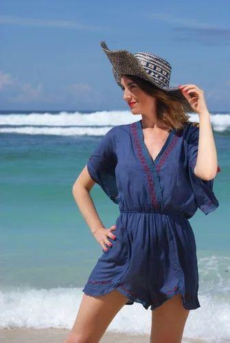 6285248fb1 Urvashi Crafts Women's Beachwear, Rs 750 /piece, Urvashi Crafts | ID ...