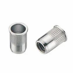 MVD-20-37 Reduce Head Round Body Plain Aluminum Rivet