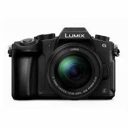 Micro Four Thirds Mount LUMIX G85 4K Mirrorless Interchangeable Lens Camera