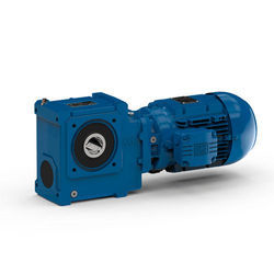 10-300 Rev/min Three Phase Electric Gear Motor, 0.25 To 15.0 Hp