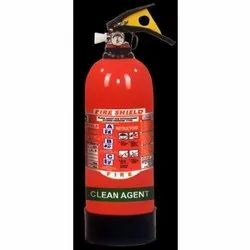 Clean Agent Portable Fire Extinguisher