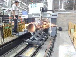 CNC Tube And Pipe Cutting Machine