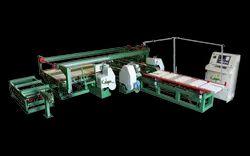CNC Automatic Plywood Double Sizer (l Type D.d. Saw)