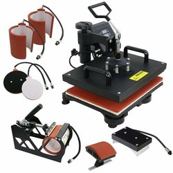 Okoboji Sublimation Combo Heat Press 5in1