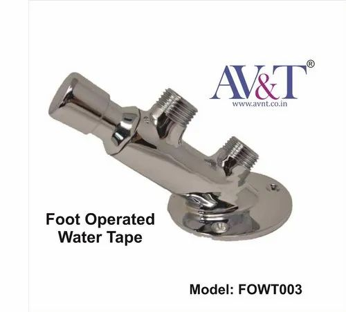 Foot Operated Pedal Valve Water Tap