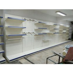 3 Shelves MS Display Rack