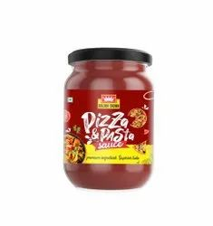 Tangy Red PIZZA & PASTA SAUCE, Packaging Type: Glass Jar, Packaging Size: 400GM