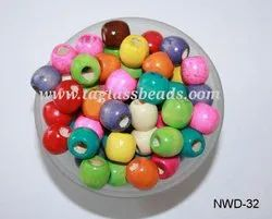 Round Shape Colour Full Handicrafts Beads