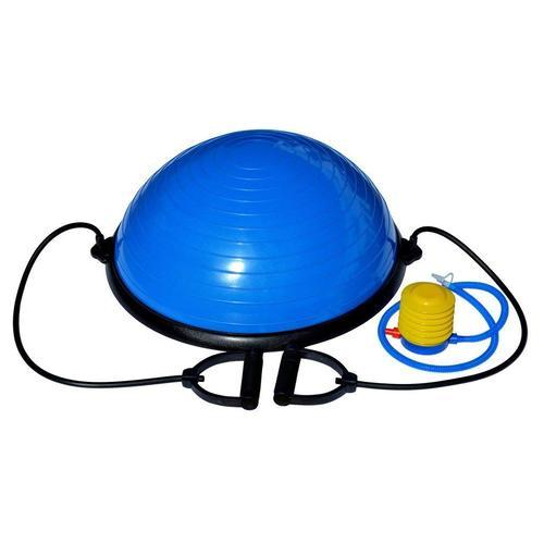 Blue Polypropylene Usi Bosu Ball Fitness Rs 6499 Piece Hercules Sports Id 20177667697